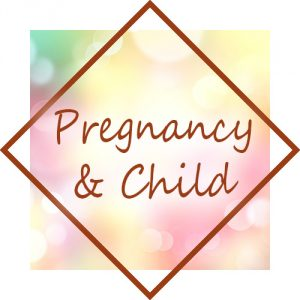 Pregnancy and child therapies