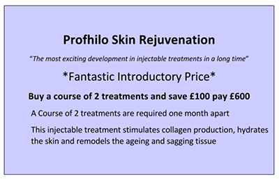 Profhilo offer