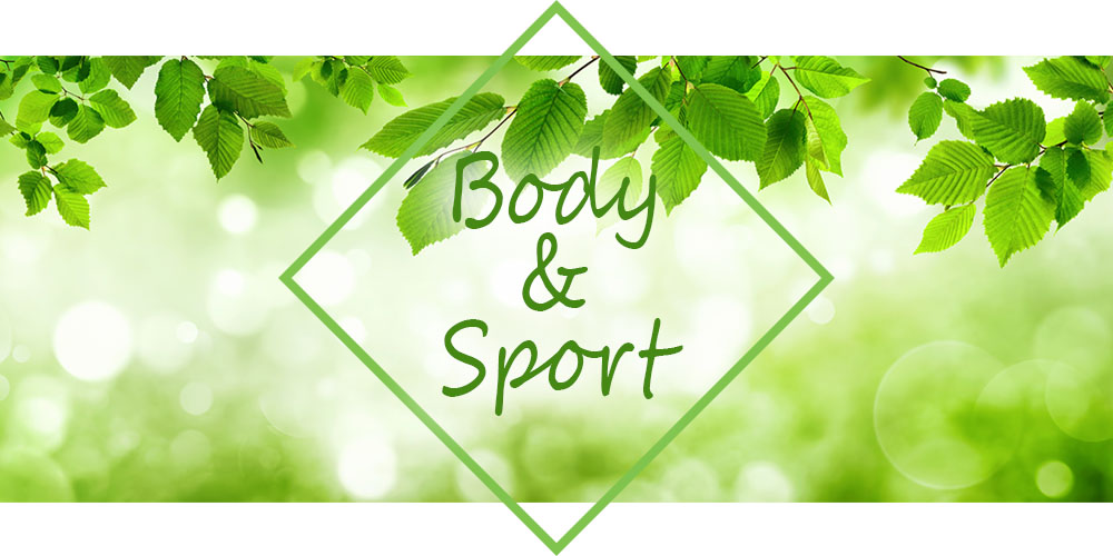 Body and sports therapies